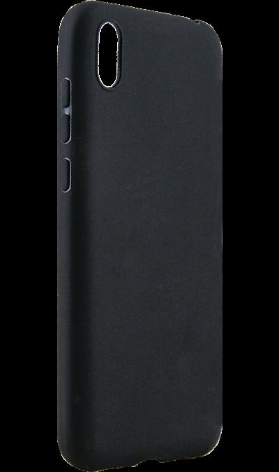 Чехол-крышка LuxCase для Huawei Y5 (2019), термополиуретан, черный фото