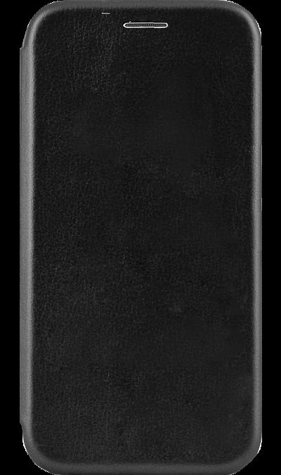 Чехол-книжка Deppa для Huawei Y5 (2019), полиуретан, черный фото