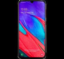 Смартфон Samsung Galaxy A40 Красный