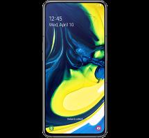 Смартфон Samsung Galaxy A80 Черный