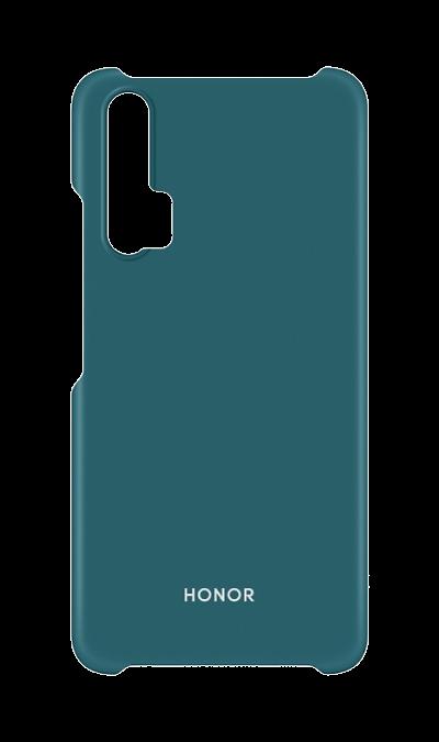 Чехол-крышка Honor для 20 Smart View, полиуретан, зеленый фото