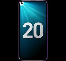 Смартфон Honor 20 Pro Мерцающий черно-фиолетовый