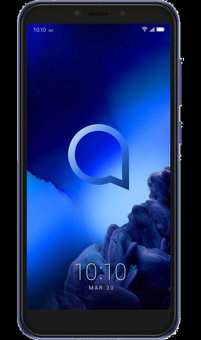 Смартфон Alcatel 1S (2019) (Синий)