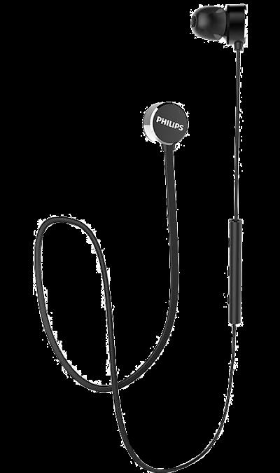 Беспроводные наушники Bluetooth Philips TAUN102BK