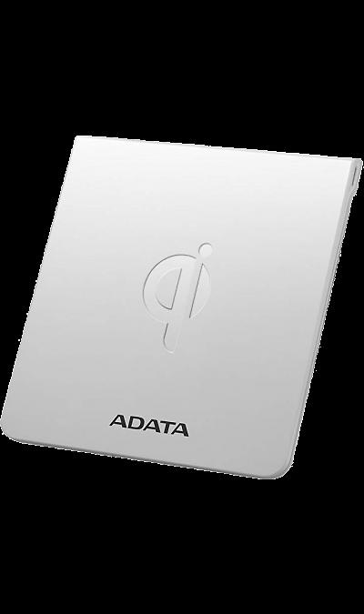 Зарядное устройство беспроводное ADATA Qi CW0050 (белое) фото