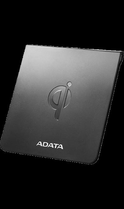 Зарядное устройство беспроводное ADATA Qi CW0050 (черное) фото
