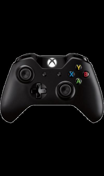 Геймпад Microsoft Xbox One Controller чёрный фото