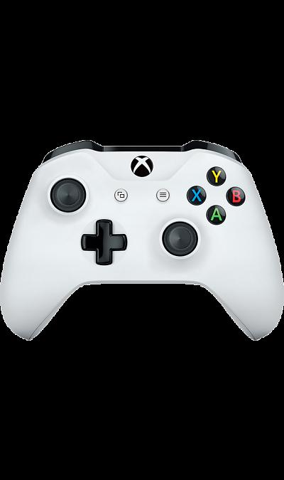 Геймпад Microsoft Xbox One Controller белый фото