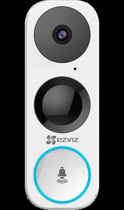 Умный дверной звонок Ezviz DB1 (белый) фото
