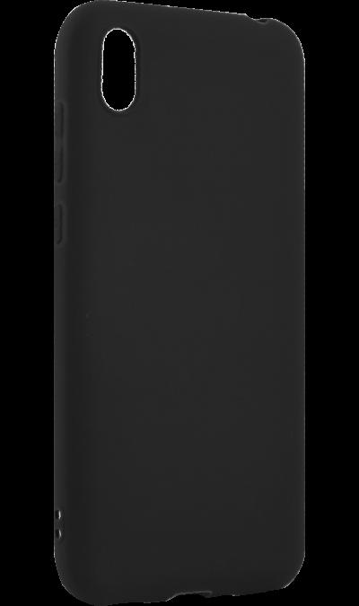 Чехол-крышка Deppa для Honor 8S, термополиуретан, черный фото