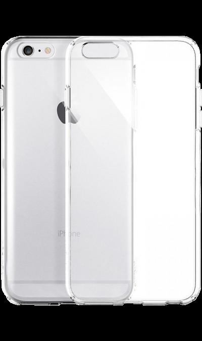 Чехол-крышка Deppa для Apple iPhone 6/6S, силикон, прозрачный фото