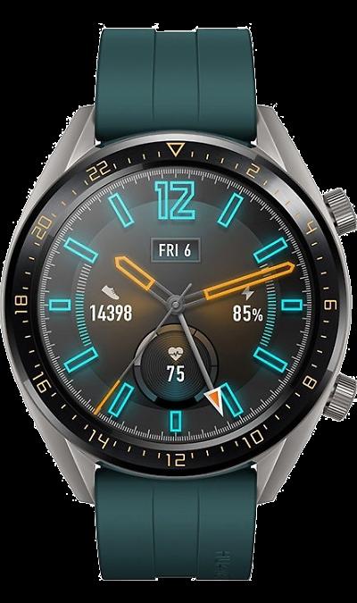 Умные часы Huawei Watch GT Active Green (Зеленые) фото