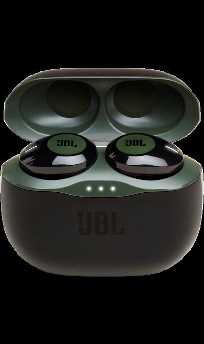Наушники JBL TUNE 120 TWS зеленые