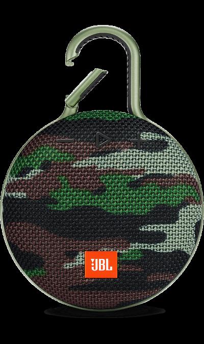 Портативная акустика JBL CLIP 3 Squad  - купить со скидкой
