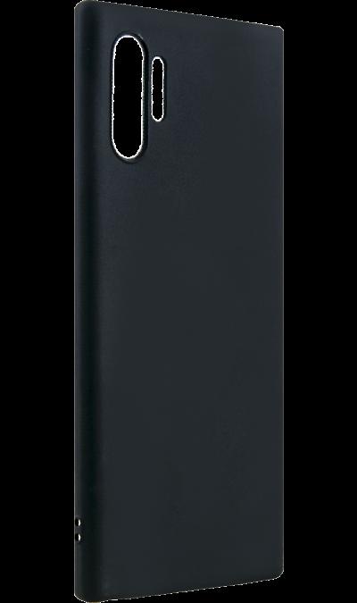Чехол-крышка Deppa для Samsung Galaxy Note10+, термополиуретан, черный фото