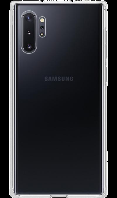 Чехол-крышка Deppa для Samsung Galaxy Note10+, силикон, прозрачный фото