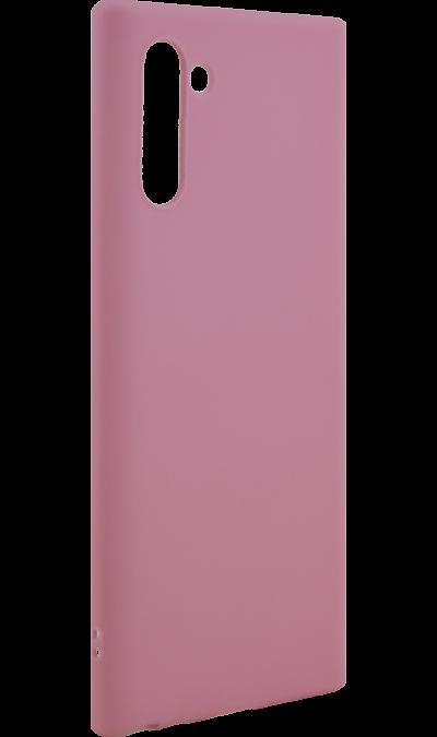 Чехол-крышка Deppa для Samsung Galaxy Note10, термополиуретан, розовый фото