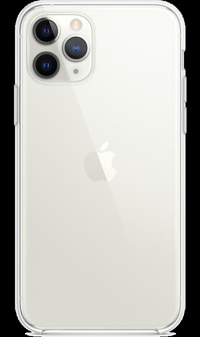 Чехол-крышка Apple MWYK2ZM для iPhone 11 Pro, поликарбонат, прозрачный фото