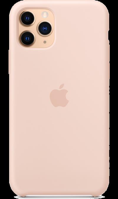 Чехол-крышка Apple MWYM2ZM для iPhone 11 Pro, силикон, розовый фото