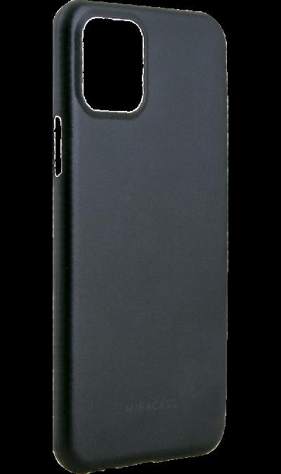 Чехол-крышка Miracase MP-8802 для Apple iPhone 11 Pro, полиуретан, черный фото