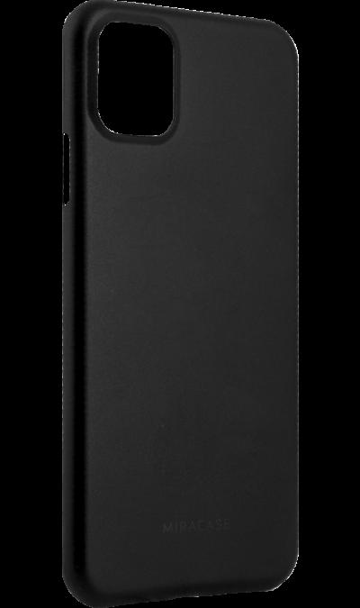 Чехол-крышка Miracase MP-8802 для Apple iPhone 11, полиуретан, черный фото
