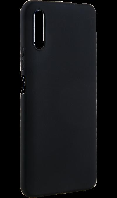 Чехол-крышка New Level для Honor 9X, силикон, черный фото