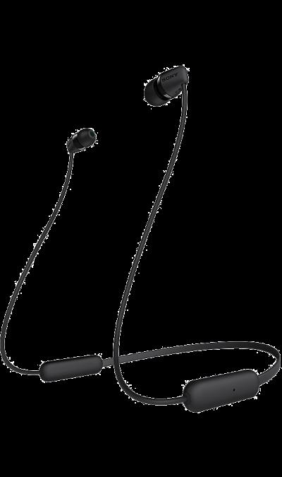 Bluetooth-гарнитура Sony WI-C200 (черная)