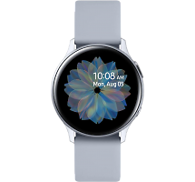 Умные часы Samsung Galaxy Watch Active2, 40mm, алюминий (арктика)