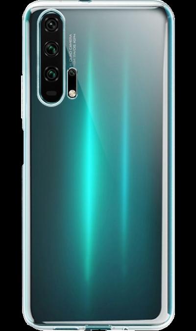 Чехол-крышка Deppa Gel Case для Honor 20 pro, силикон, прозрачный фото