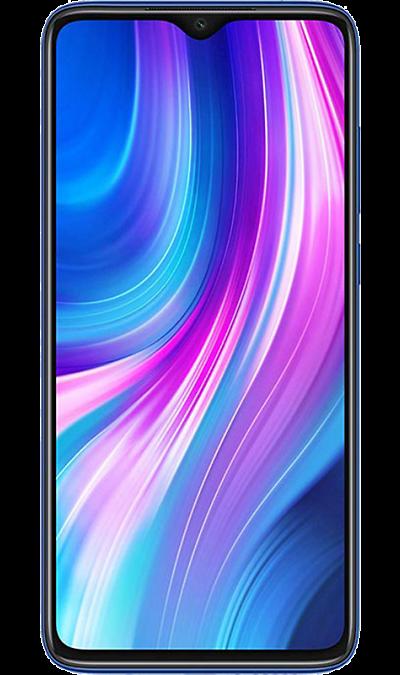 Смартфон Xiaomi Redmi Note 8 Pro 6/128GB Blue (синий) фото
