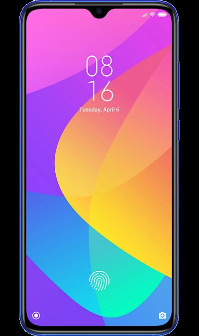 Смартфон Xiaomi Mi 9 Lite 6/64GB Aurora Blue (Синий)