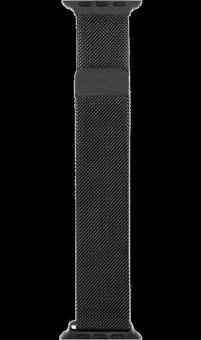 Ремешок InterStep Mesh дляApple Watch 42/44mm, сталь, чёрный