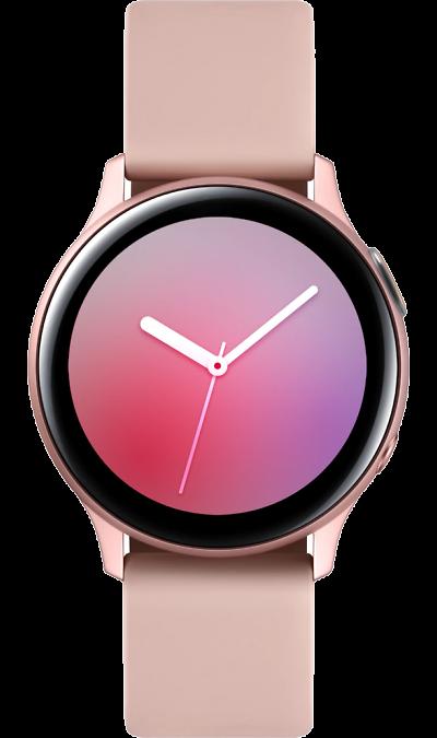 Часы Samsung Galaxy Watch Active2 алюминий 40 мм (ваниль)