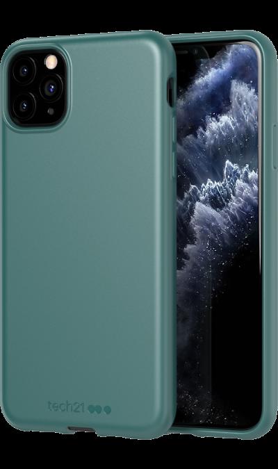 Чехол-крышка Tech21 Studio Colour для iPhone 11 Pro, полиуретан, зелёный фото