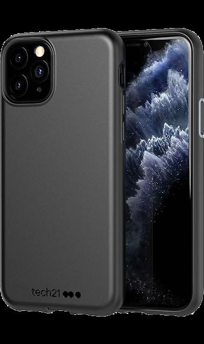 Чехол-крышка Tech21 Studio Colour для iPhone 11 Pro, полиуретан, чёрный  - купить со скидкой