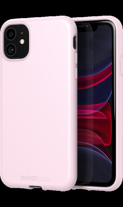 Чехол-крышка Tech21 Studio Colour для iPhone 11, полиуретан, сиреневый фото