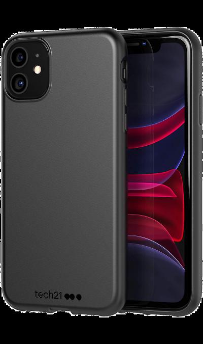 Чехол-крышка Tech21 Studio Colour для iPhone 11, полиуретан, чёрный