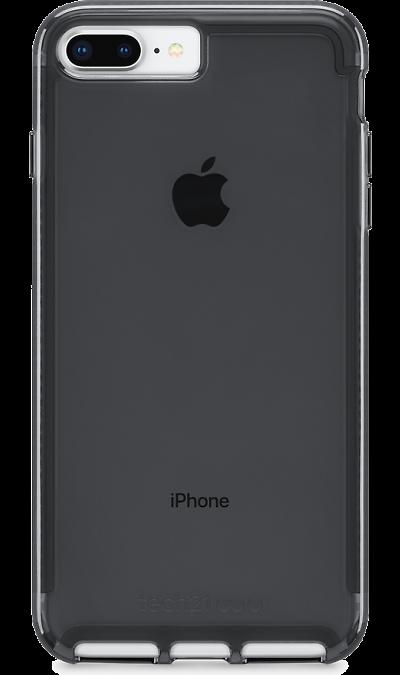 Чехол-крышка Tech21 Pure Tint для Apple iPhone 7 Plus / 8 Plus, пластик, карбон фото