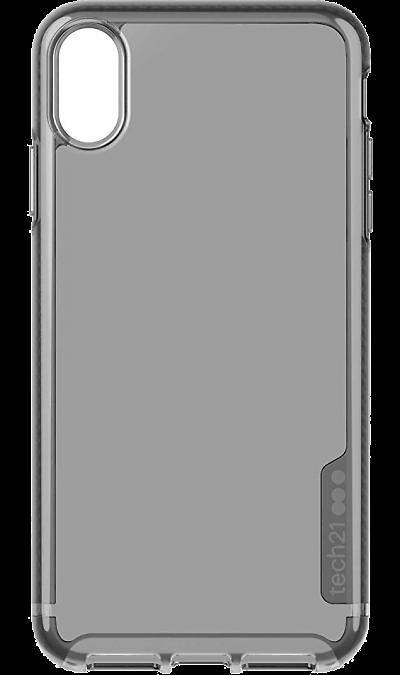Чехол-крышка Tech21 Pure Tint для Apple iPhone XS Max, пластик, карбон фото