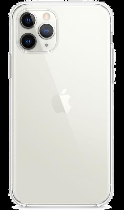 Чехол-крышка Deppa для Apple iPhone 11 Pro, силикон, прозрачный фото