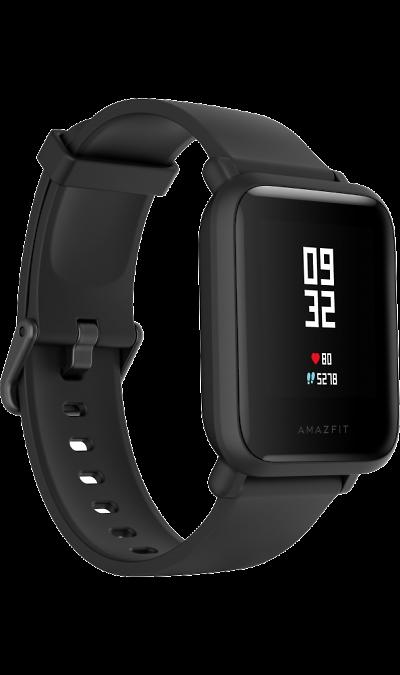 Часы Amazfit Bip Lite (черные)