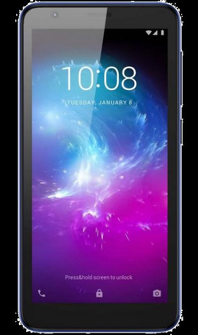 Смартфон ZTE Blade A3 (2019) Blue