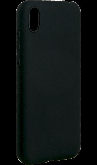 Чехол-крышка New Level для Honor 8S, полиуретан, черный фото