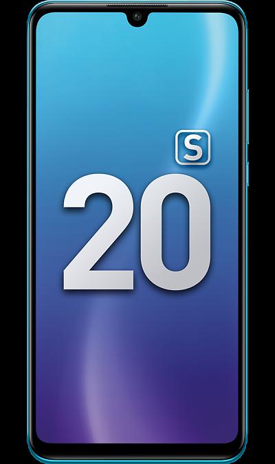 Смартфон Honor 20s 6/128GB Cине-фиолетовый фото