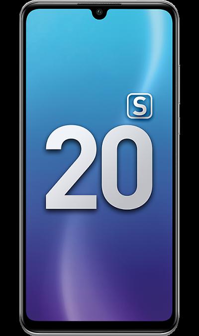 Смартфон Honor 20s 6/128GB Ледяной белый фото