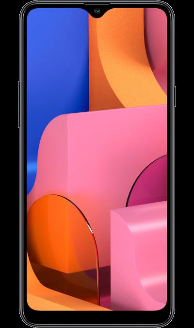 Смартфон Samsung Galaxy A20s 32GB Черный фото