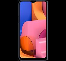 Смартфон Samsung Galaxy A20s Синий
