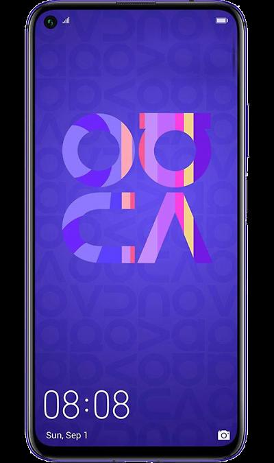 Смартфон HUAWEI Nova 5TЛетний фиолетовый