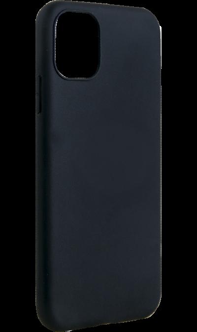Чехол-крышка New Level для Apple iPhone 11, пластик, черный фото