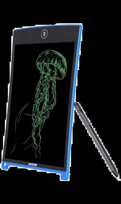 Графический планшет Digma Magic Pad 80 (голубой)